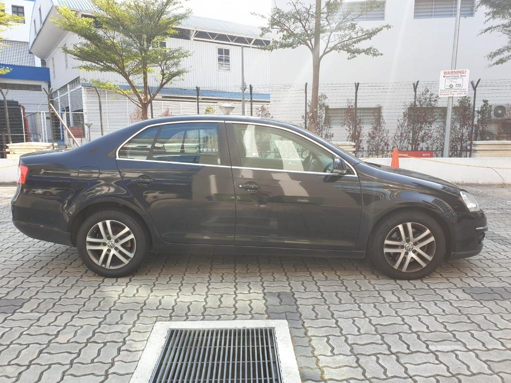 Volkswagen Jetta 1.4A Perfect condition just in!! For early CNY promo Pm us or whatsapp @87493898