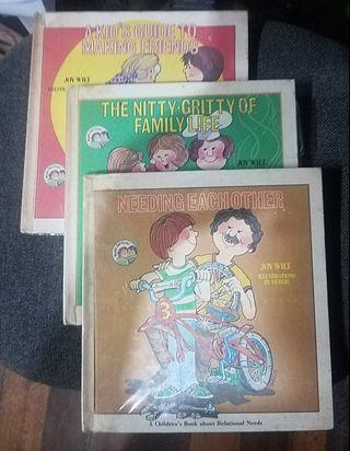 ⛑3 PC SET EDUCATIONAL BOOKS