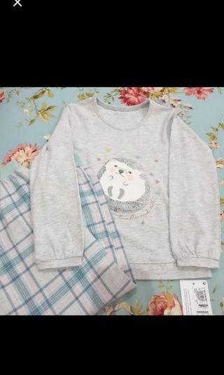 New with tag , marks&spencer piyama ss 6-7thn
