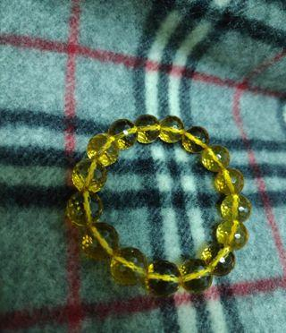 High quality Citrine bracelet