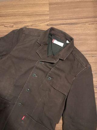 Coat Levis Brown