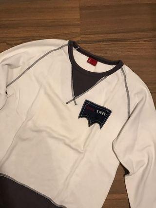 Levis Sweater white