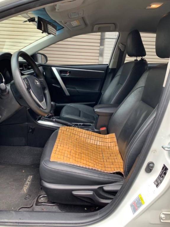 17年 Toyota Altis 1.8 白