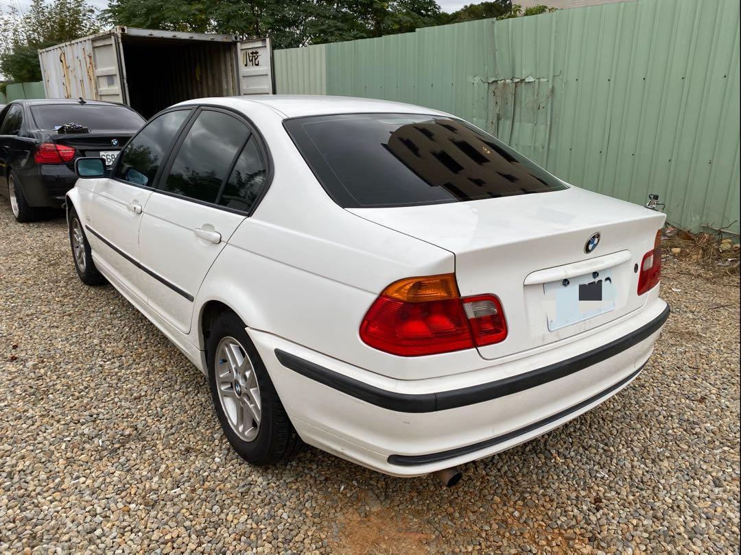 2001年BMW E46 318i 售6萬8 車況正常 跑17萬 就賣6萬8  桃園龍潭看車0902155901