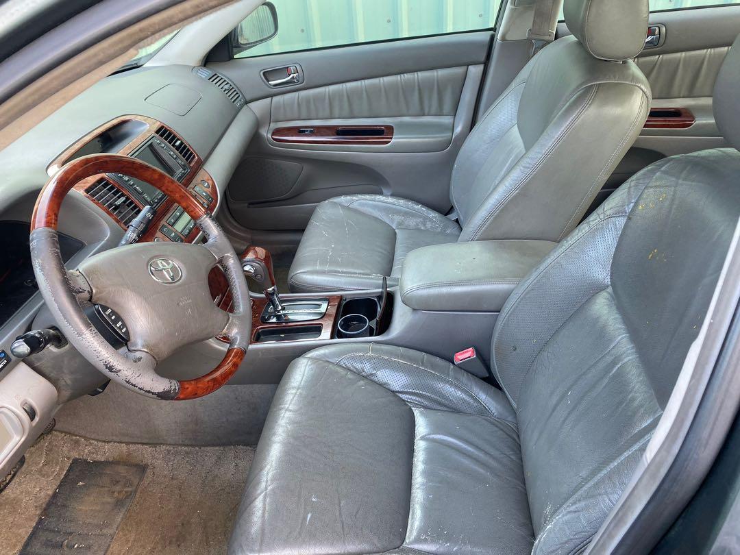2003年 豐田Camry 3.0 售4萬8 車況好