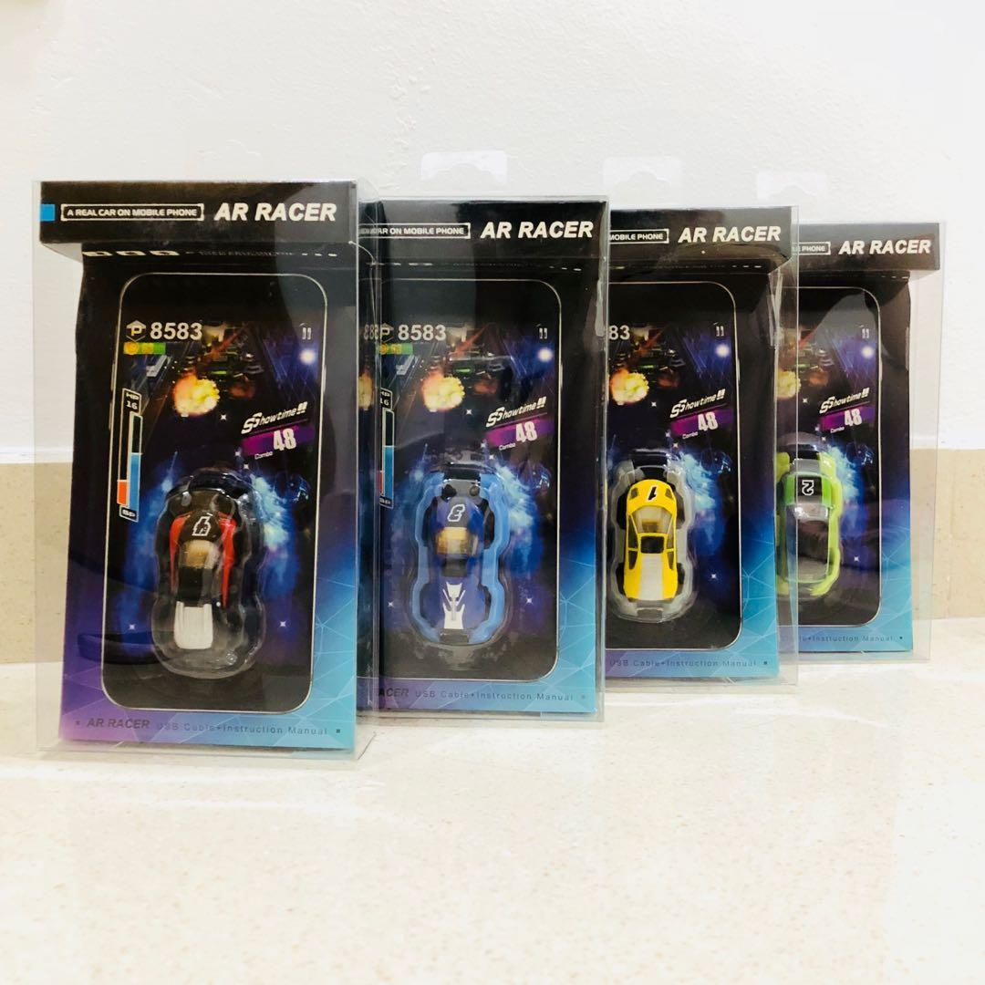 Gift/Educational Toy AR Racer Car, Toys & Games, Video Gaming, Others on  Carousell