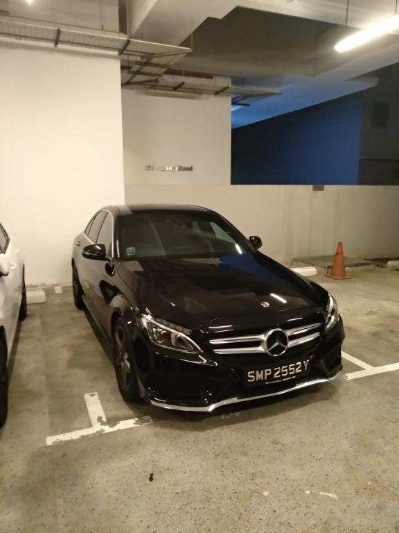 Brand new car for rent