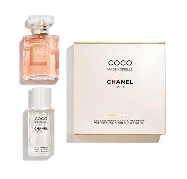 Chanel Coco Mademoiselle Essentials for the Weekend