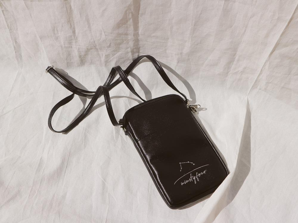 EXO CONSTELLATION COLLECTION: Leather Sling Bag By happy9delights