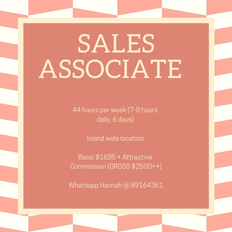 Full Time Retail Assistant (Gross up to $2500) LL