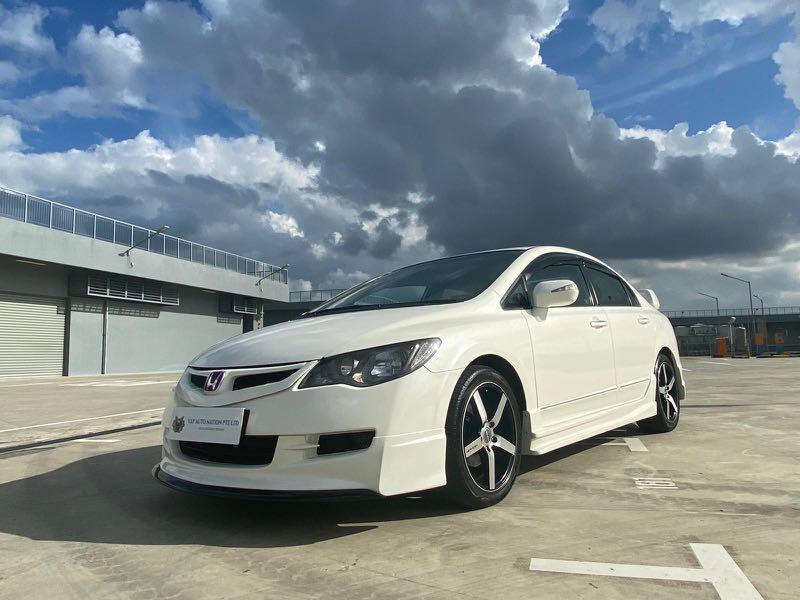 Honda Civic 1.8 VTI (M)