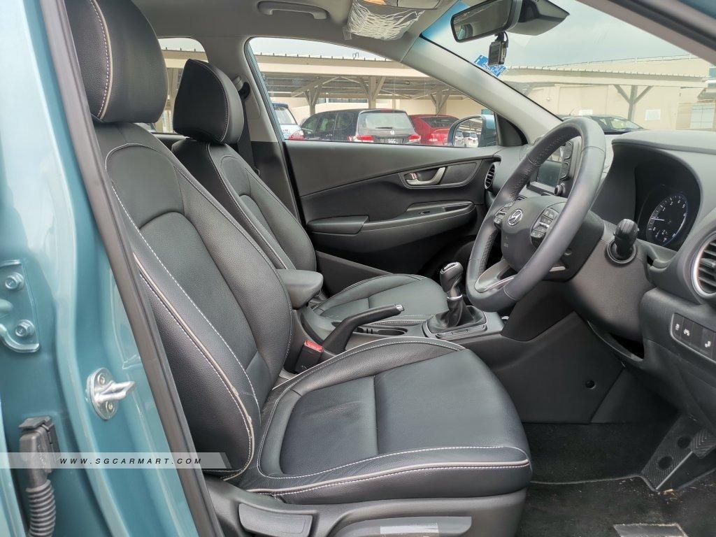 Hyundai Kona 1.0 GLS Turbo (M)