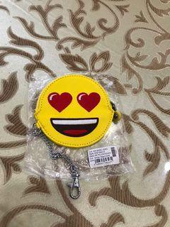 Kipling微笑零錢包斜背小包