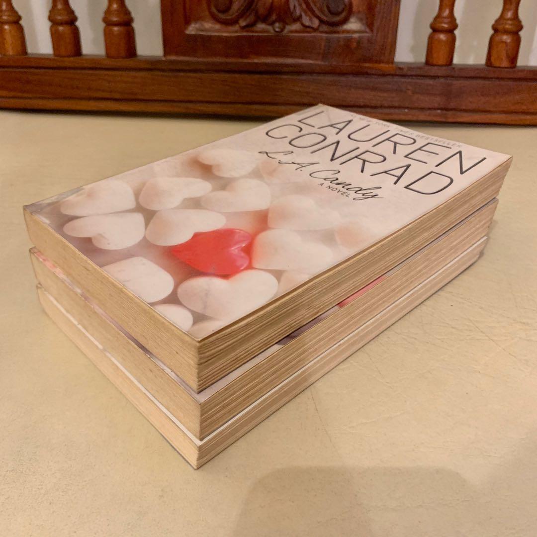 LA Candy Trilogy by Lauren Conrad (Read description before asking questions)
