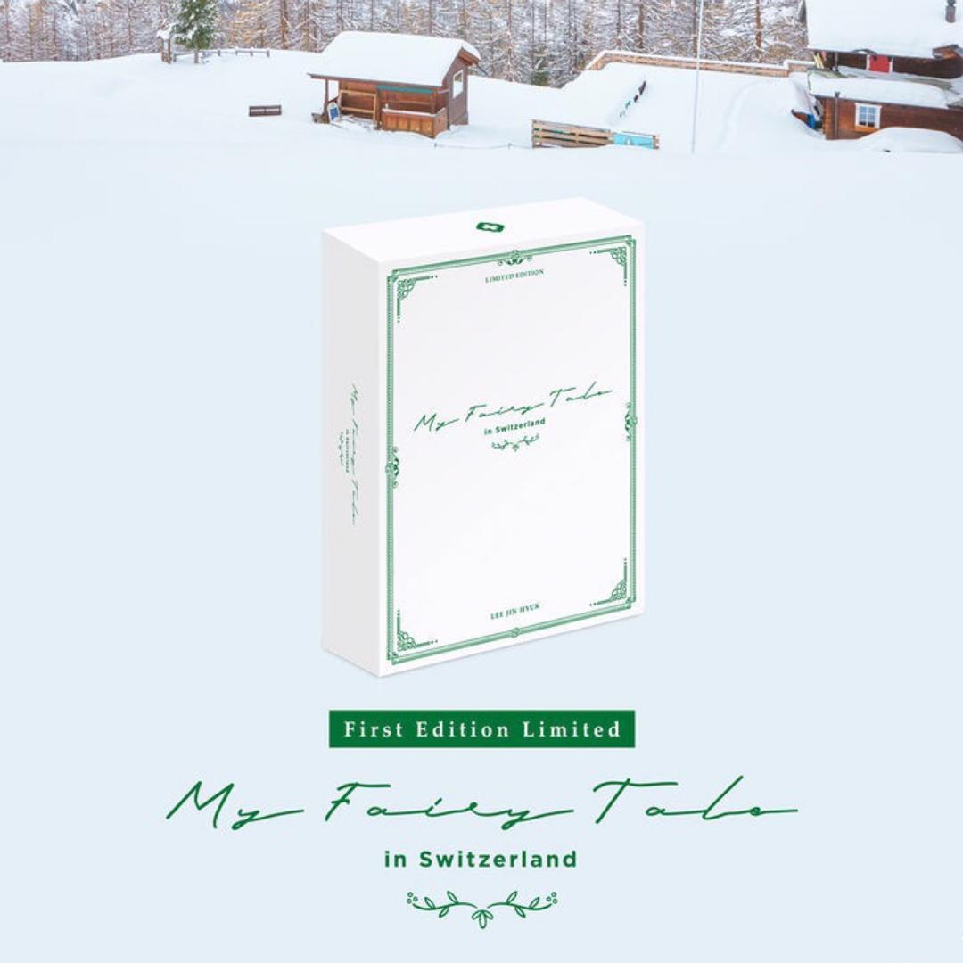 LEE JIN HYUK - [FIRTS EDITION LIMITED] MY FAIRY TALE IN SWITZERLAND (PHOTOBOOK)