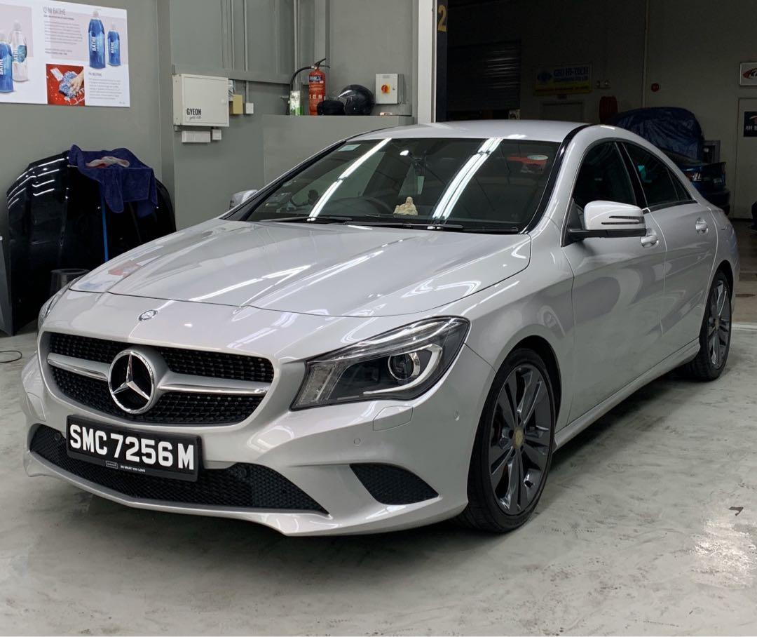 Mercedes-Benz CLA200 (A)