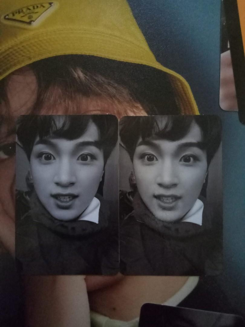NCT DREAM HAECHAN LEE MY FIRST AND LAST official photocard
