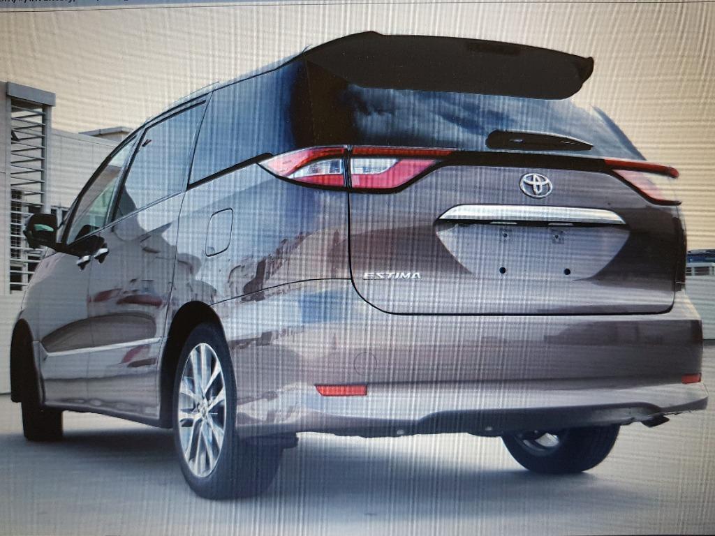 Rental New Toyota Estima 2.4 Aeras Premium 7-SeaterTwinroof