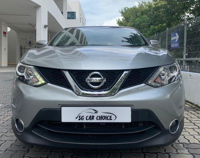 Nissan Qashqai 1.2A DIG-T Auto