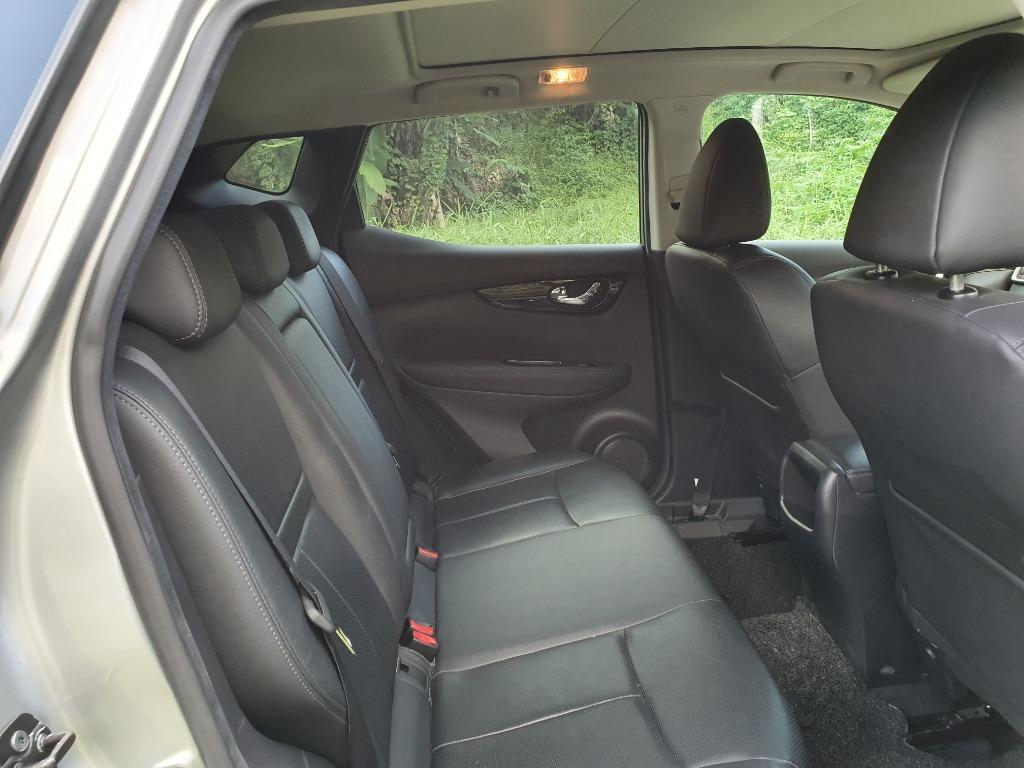 Nissan Qashqai 2.0 Premium Auto
