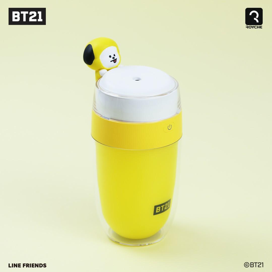 (PO) Official BTS BT21 x Royche Moodlight Humidifier