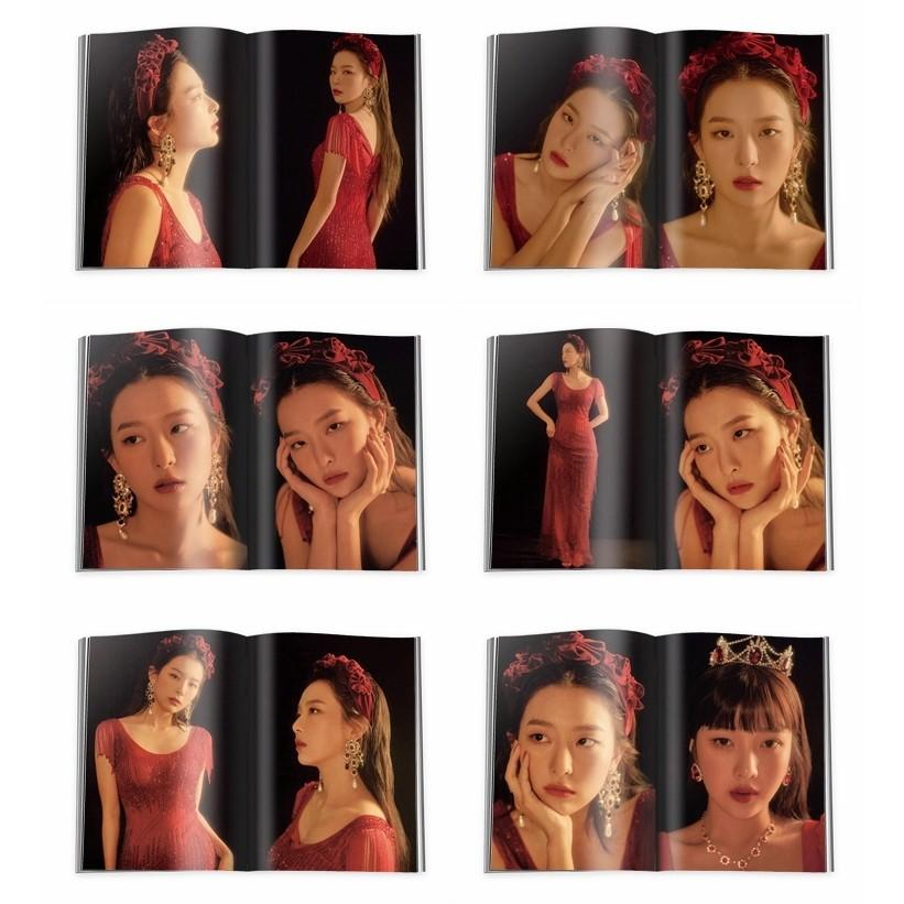 PREORDER  RED VELVET LA ROUGE UNOFFICIAL PHOTOBOOK