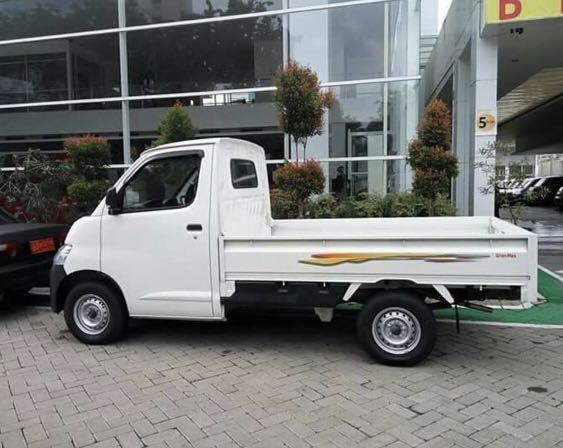 PROMO AKHIR TAHUN Daihatsu Pick Up DP mulai 10 jutaan