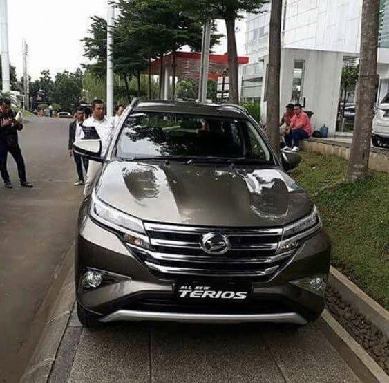 PROMO AKHIR TAHUN Daihatsu Terios DP mulai 13 jutaan