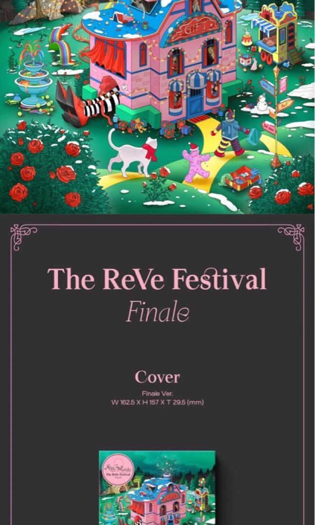 🌺Red Velvet🌺 The ReVe Festival Finale 🔥FINALE VER.🔥