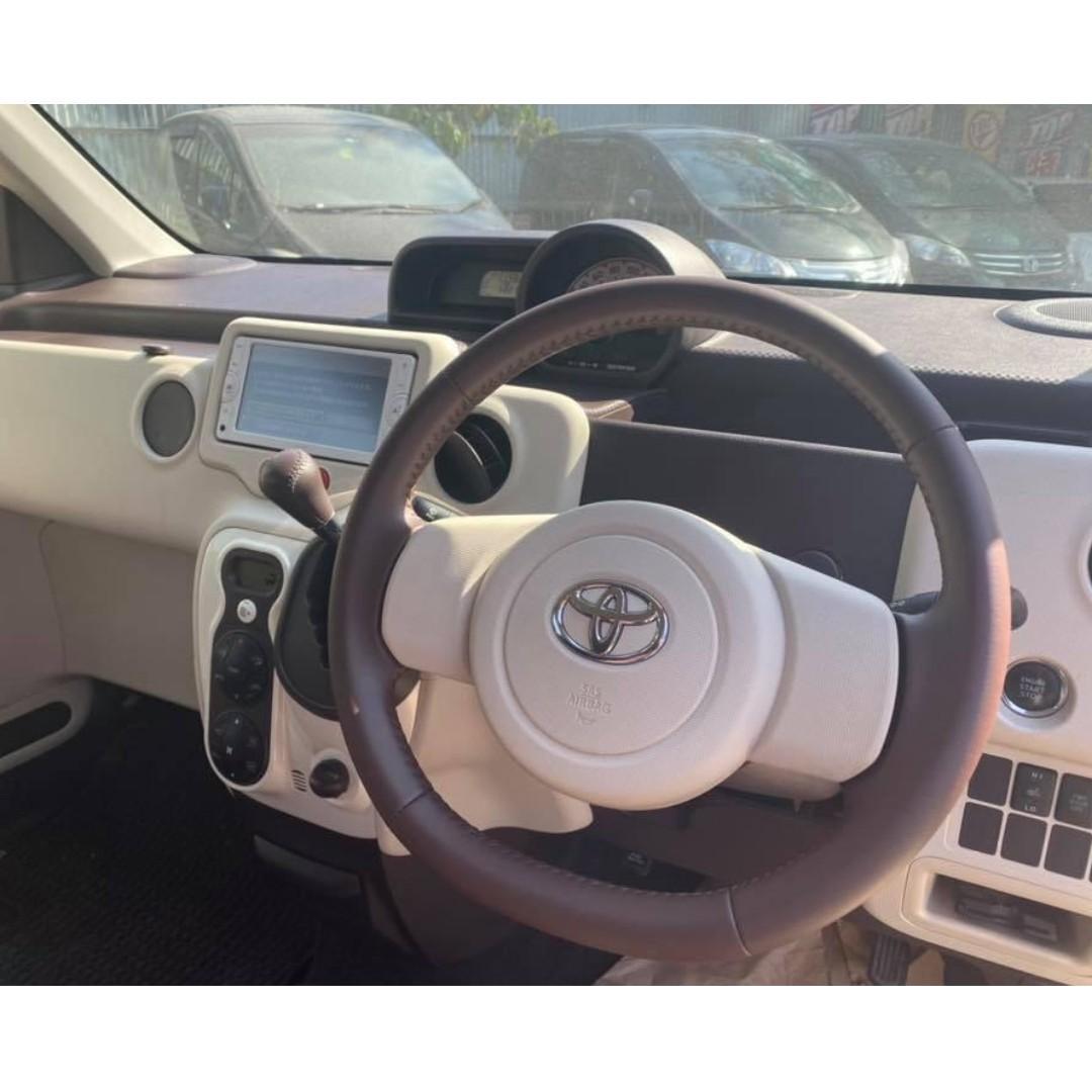 Toyota Porte G 1.5 - 2013