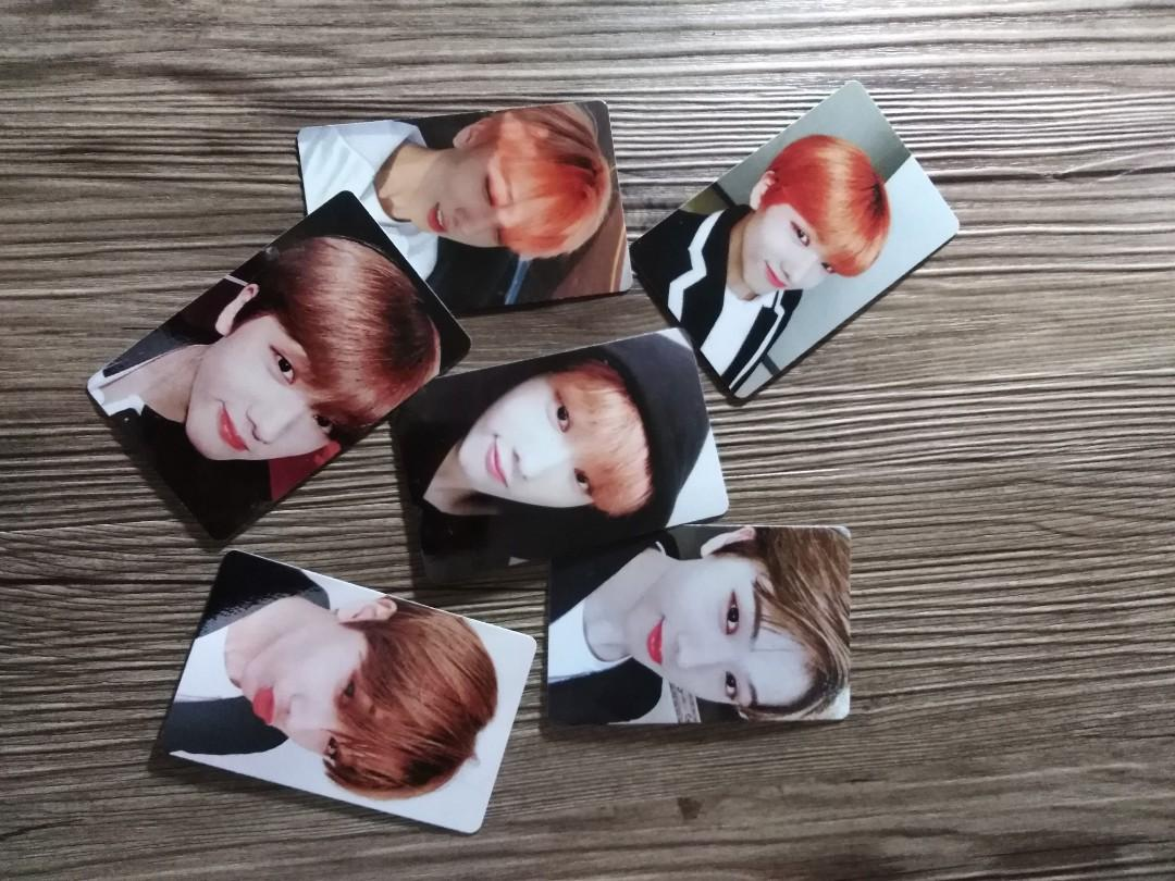 (UNOFFICIAL) NCT DREAM DREAM SHOW DUPLICATE PC 2018