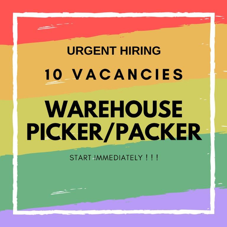 Warehouse Assistant @ Jurong Area | Gross up to $2,400+