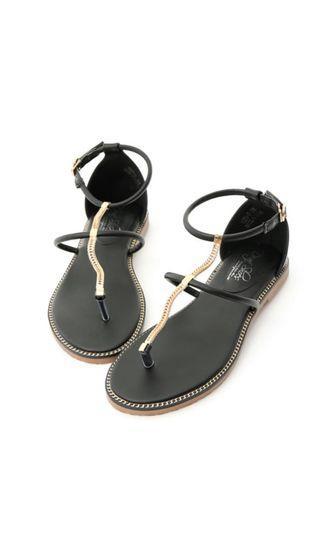 D+AF 夾腳涼鞋