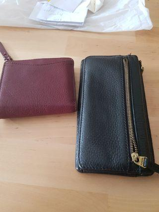 Fossil wallets for Sale