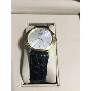 Rolex勞力士18K金手錶,GENEVE CELLINI 系列產品