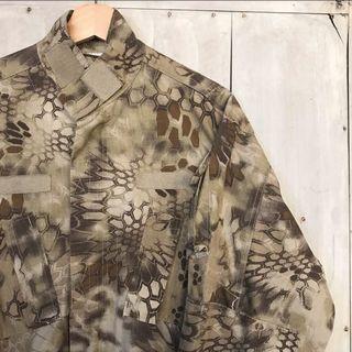 迷彩軍裝外套