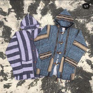 紫色墨西哥外套T