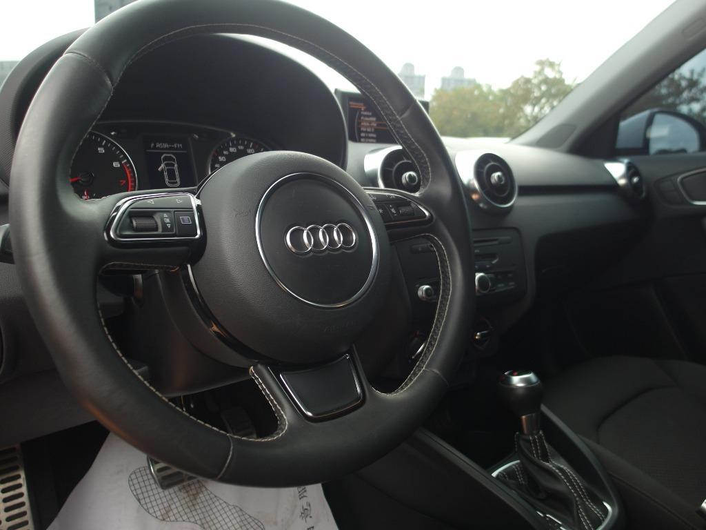 2013年奧迪 Audi A1 Sportback 五門掀背
