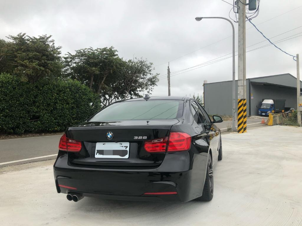 2014 BMW 328I 剛車測完 未領牌可全額貸超低利率2.88
