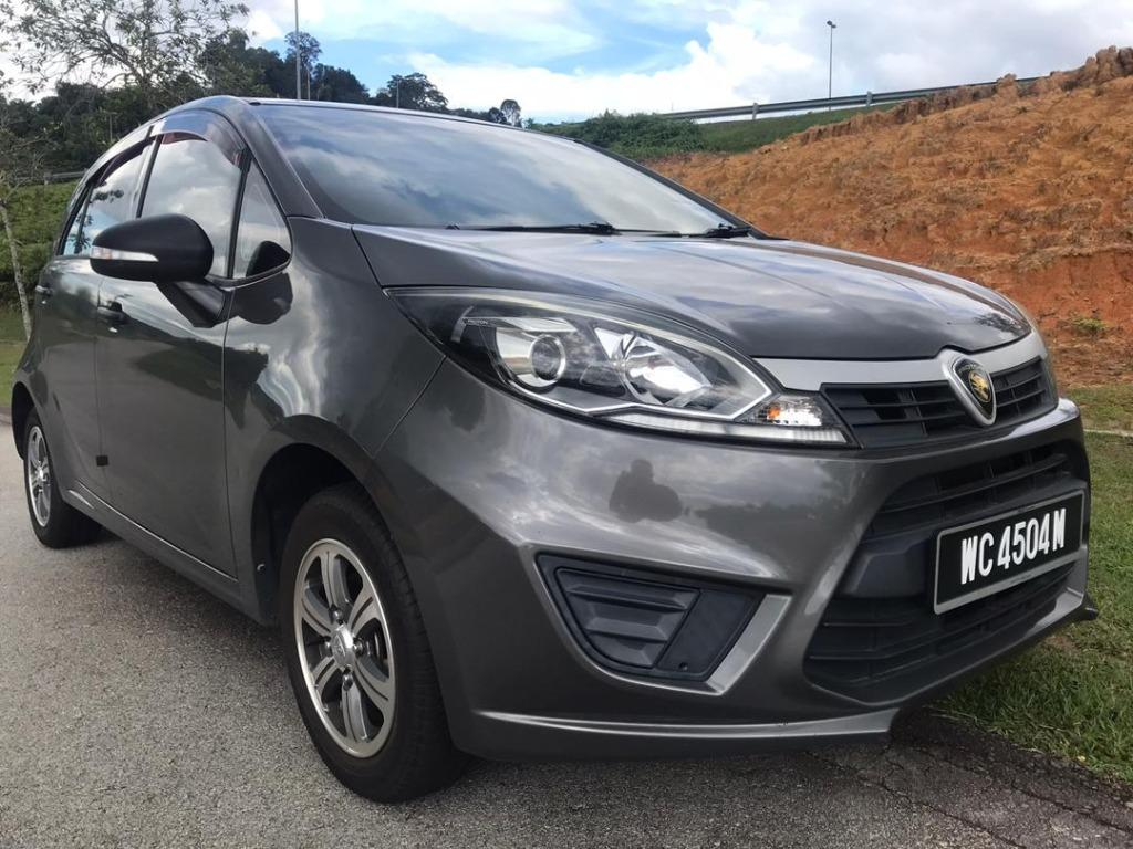 2015/16 Proton IRIZ 1.3 EXECUTIVE (M) B/L LOAN KEDAI DP 2-5k