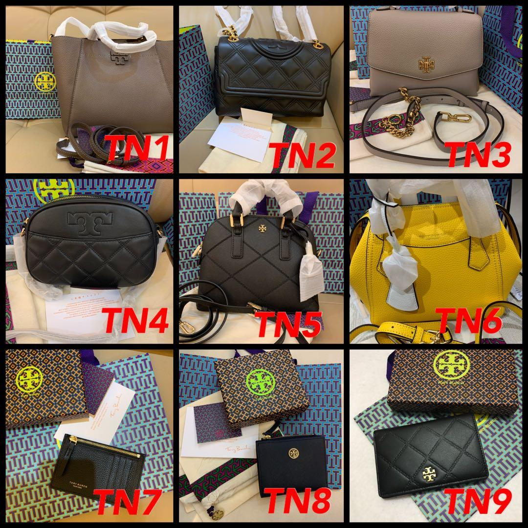 (22/12/19)Ready Stock authentic coach women bag Tory Burch Marc Jacobs crossbody sling bag handbag purse Marc Jacobs wristlet clutch yhbj