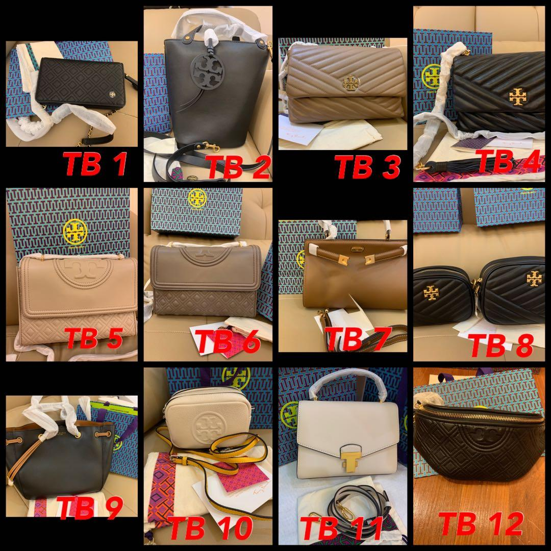 (18/01/20)Ready Stock Authentic Tory Burch and Marc Jacobs permanent listing 251212018999