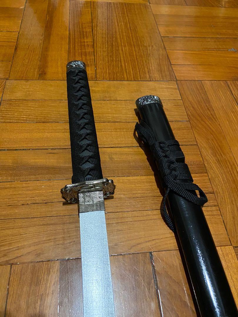 木製裝飾武士刀
