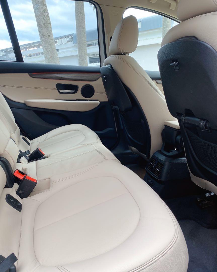 BMW 216d Gran Tourer Auto