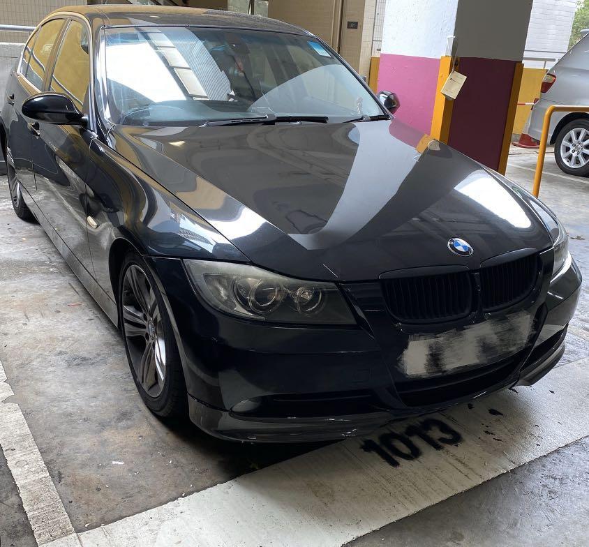 BMW 323I 2008 (13年落地,自動波)