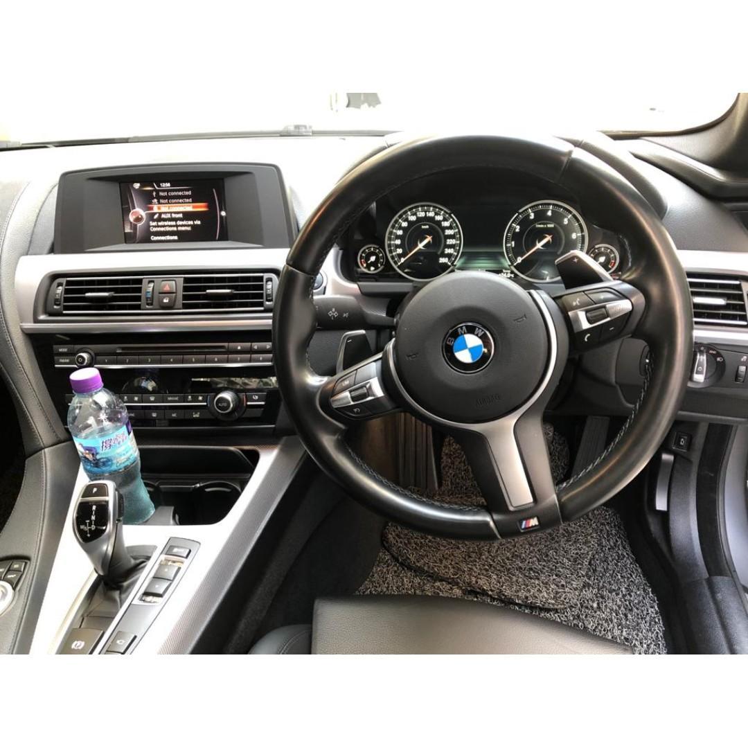 BMW 640IA GRAN COUPE M SPORT EDITION 2015