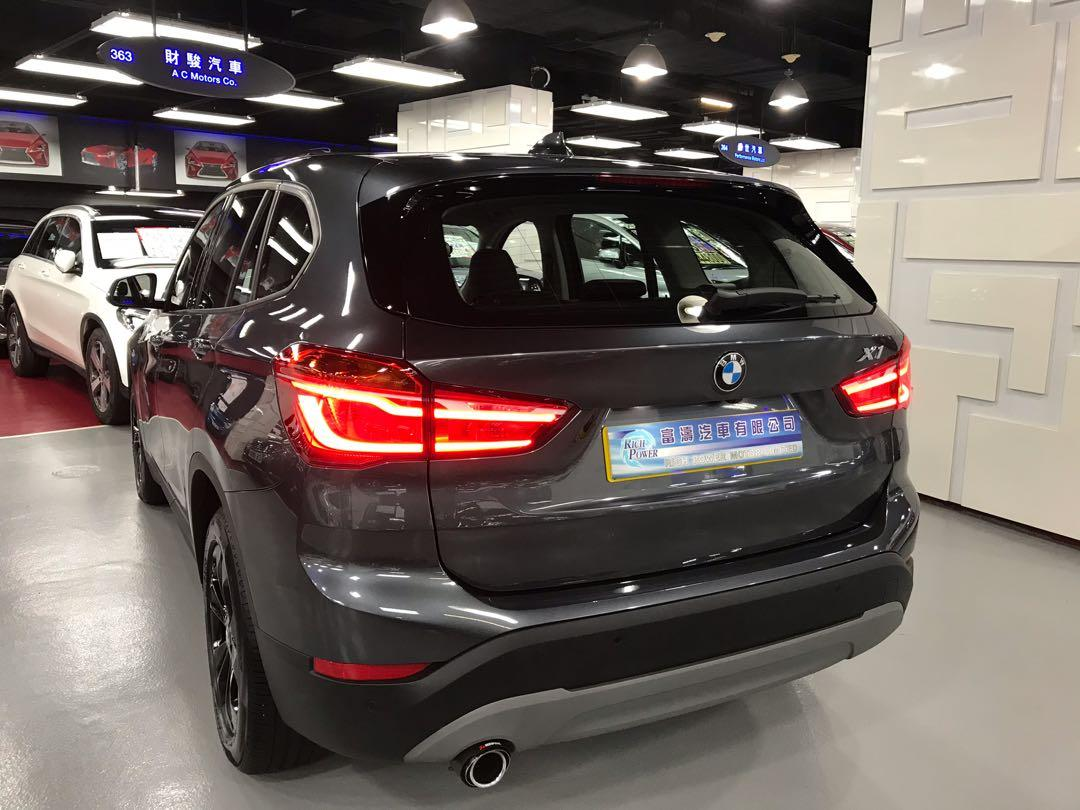 BMW X1 SDRIVE18iA 2018