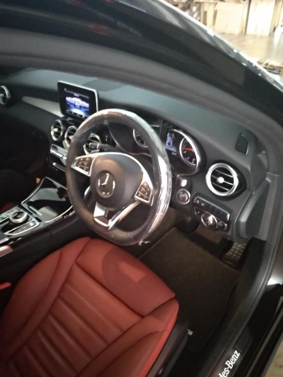 Brand New Mercedes C200 AMG For Rent