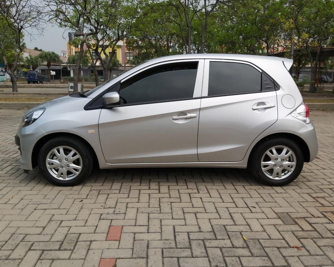 Brio Satya E MT 2015 KM 5 ribu ANTIK 100% Full Original Cat