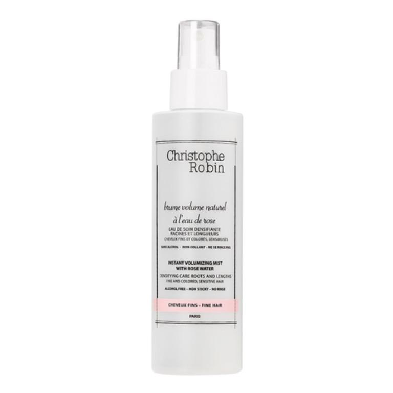 CHRISTOPHE ROBIN Instant Volumizing Mist with Rosewater RRP$51